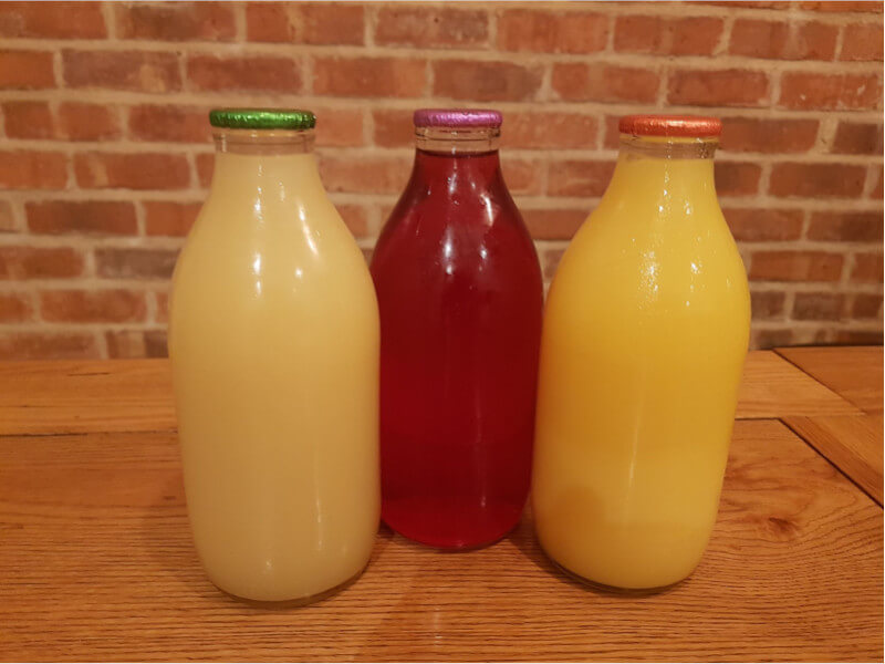 Bottled Fruit Juices